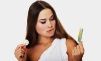 Прием гормональных контрацептивов