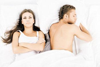 После прерванного оргазма неприятные ощущения