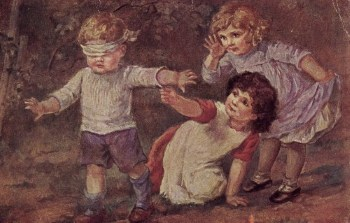 Игра в жмурки