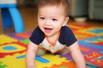 Оптимизм у ребенка в раннем возрасте