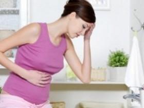 Если колит живот при беременности