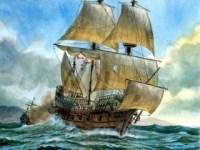 Детская книжка - Пиратский корабль