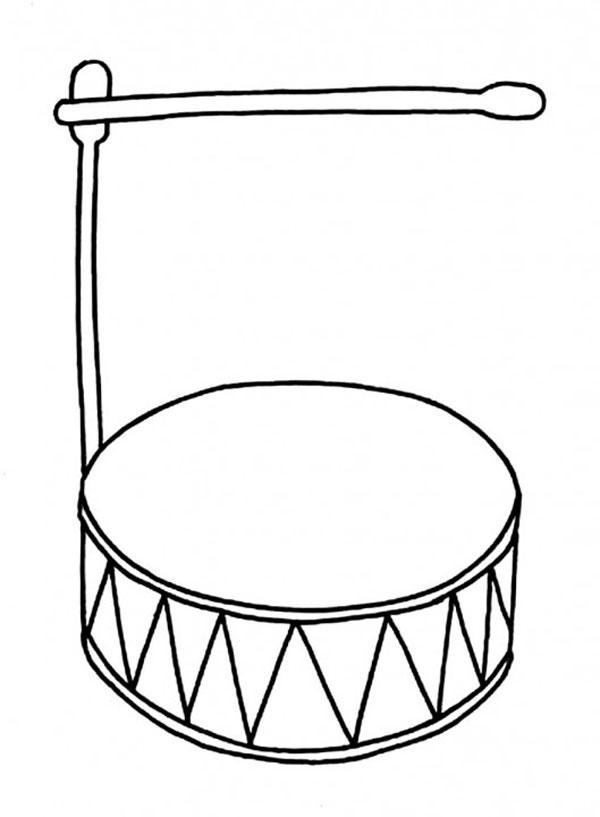 Барабан раздаточный