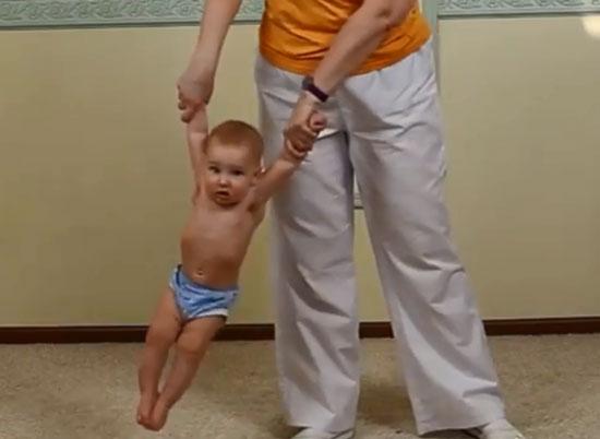 Динамическая гимнастика - маятник