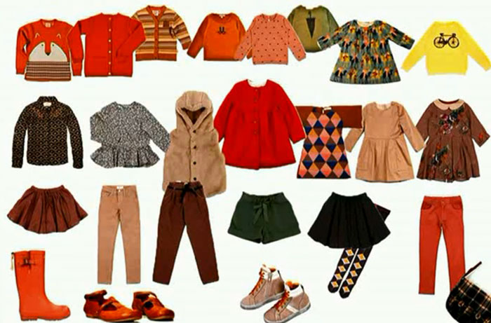 Детский гардероб