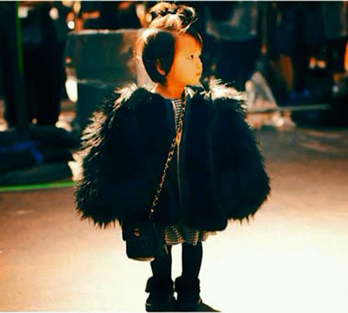 Уличный стиль детской одежды
