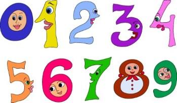 Цифры в математике