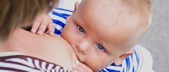 Отучаем ребенка от груди