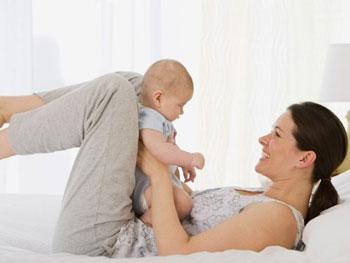 Эмоциональное общение с ребенком