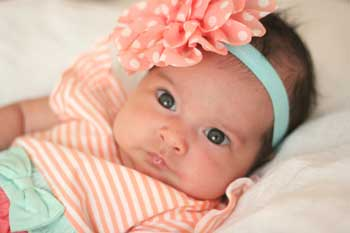 Девочка 2 месяца