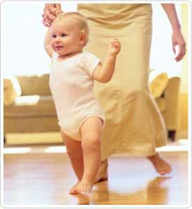 Ребенок ходит 10 месяцев