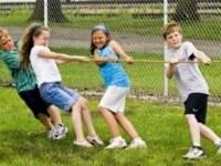 Подвижные и развивающие игры для детей