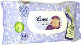 Влажные салфетки для младенца