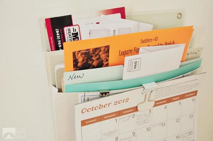 Входящие письма и счета