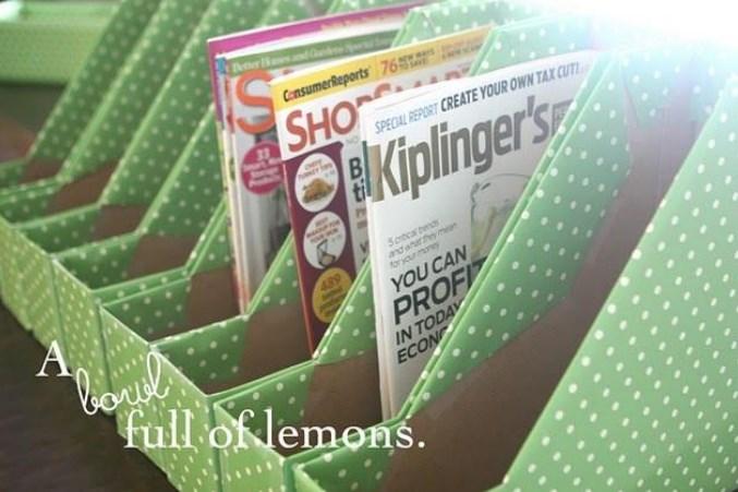 Хранение периодики, журналов