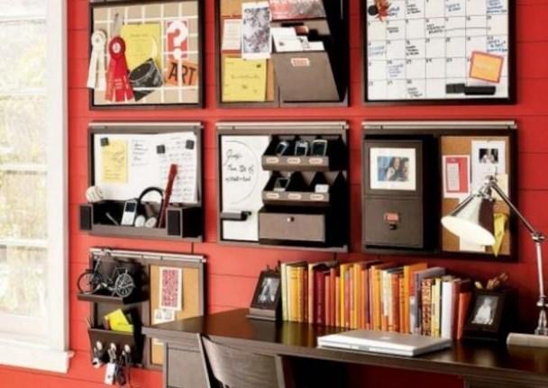 Рабочий офис в квартире
