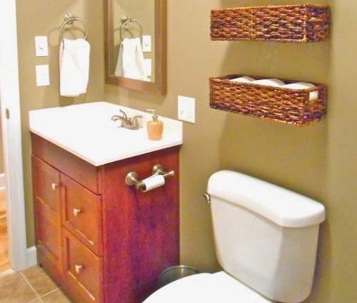 Гигиена в ванной комнате