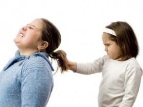 Если ребенок бьет других детей