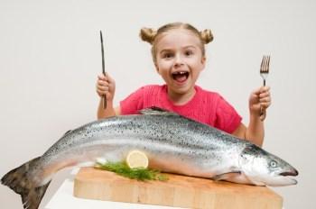 Рыба для детей