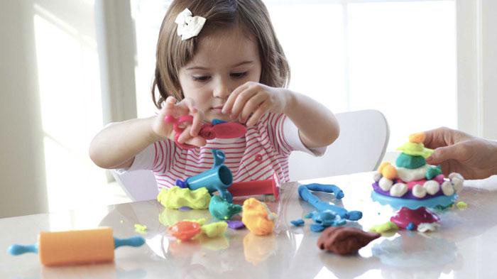 Развитие мелкой моторики рук у ребенка