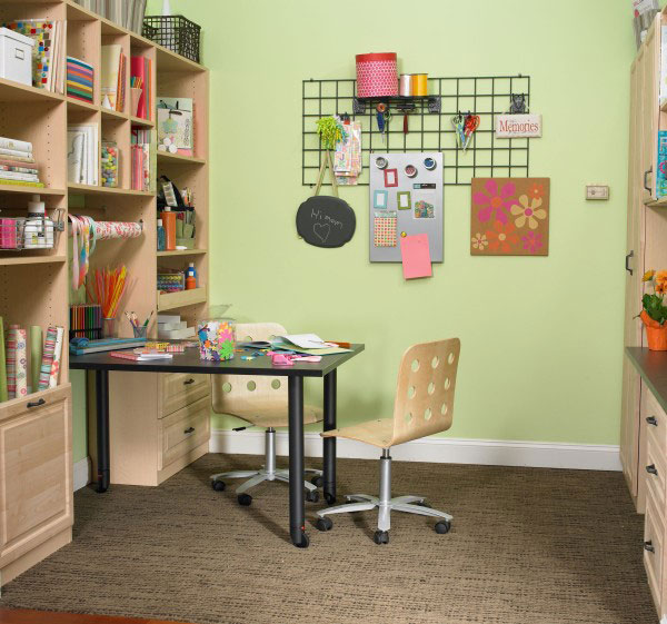 Организация детской творческой комнаты