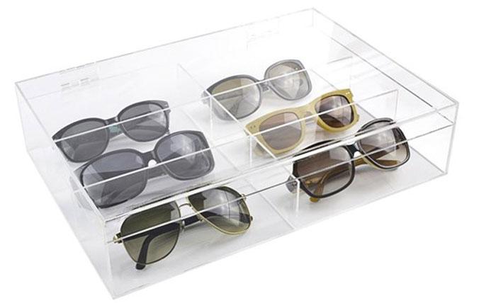 Как хранить очки