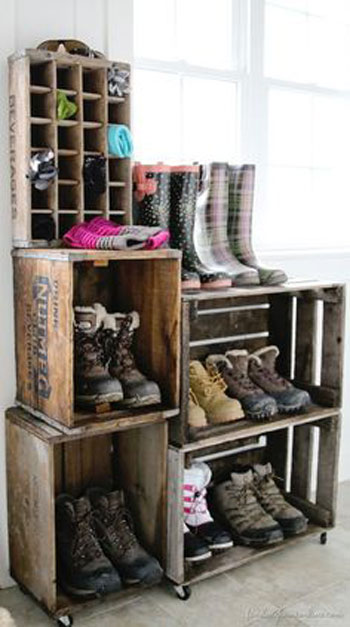 Правила хранения сезонной обуви