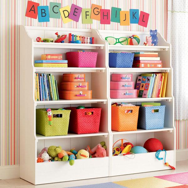 Как хранят игрушки в детском саду