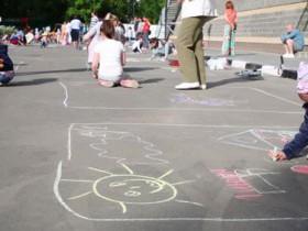Творчество на улице