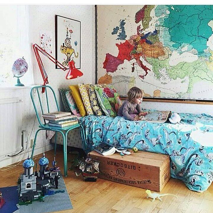 Тематическая детская комната