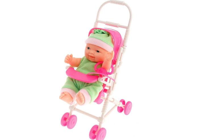 Оживление игрушек, коляска