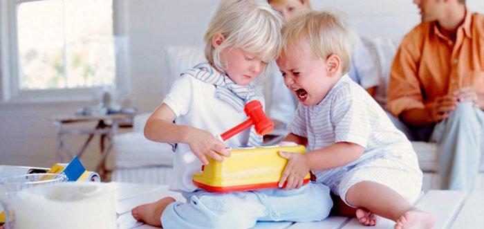Конфликт у детей