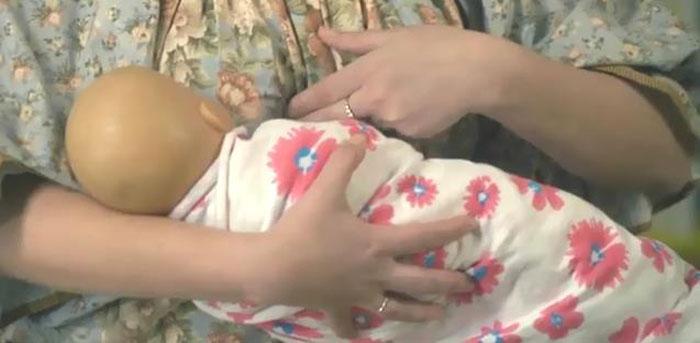 Кормление грудью при лактостазе