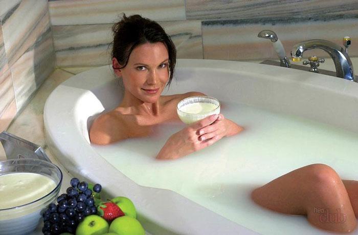 Оздоровительная щелочная ванна