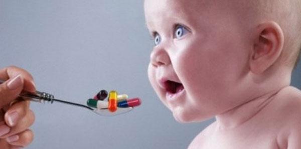 Антибиотики для ребенка
