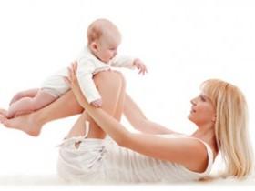 Восстановление после родов: живот, волосы, питание