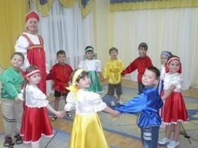 Игры и игрушки древних славян