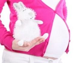 Белые выделения при беременности