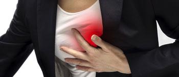 Болит грудь во время месячных