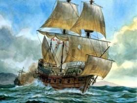 На пиратском корабле