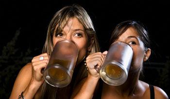 Пить пиво при беременности