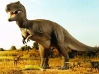 Книжка о динозаврах