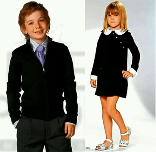 Школьный стиль одежды