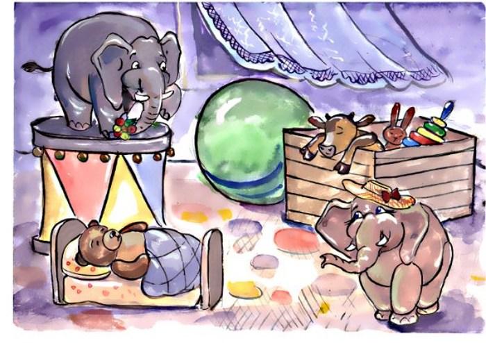 Раздатка Слоны