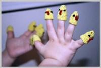 Активные игры для ребенка