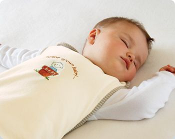 Ребенок 6 месяцев спит