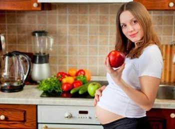 Фрукты во время беременности