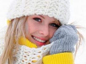 Как защитить кожу в холода?