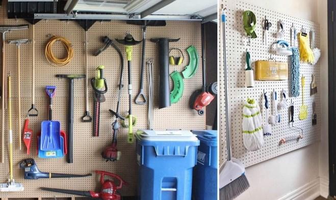 Моющие средства и инструмент