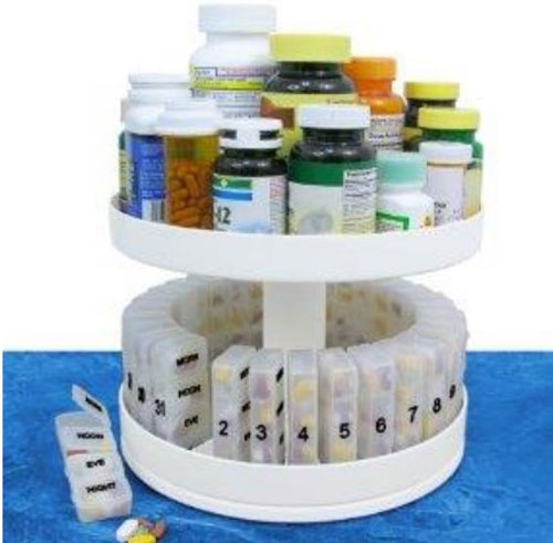 Как хранить медикаменты